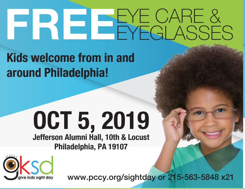 Free Eye Exam - Click here to get link to flier in many language options
