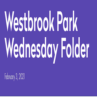 Wednesday Folder Information