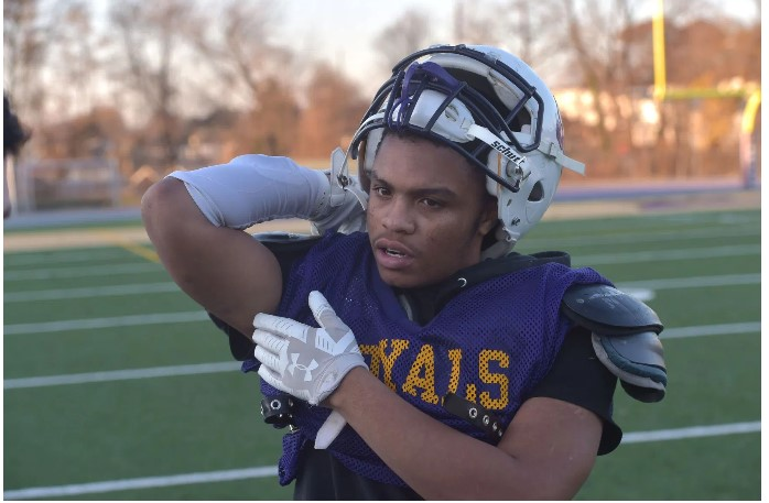 Thanksgiving has special meaning for Upper Darby's Desean Anderson