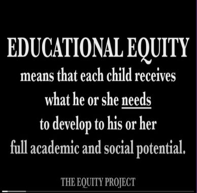 UDSD Educational Equity Intiative 2019