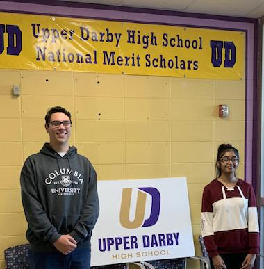 UDHS Students - National Merit Scholarship Semifinalists and Commendations