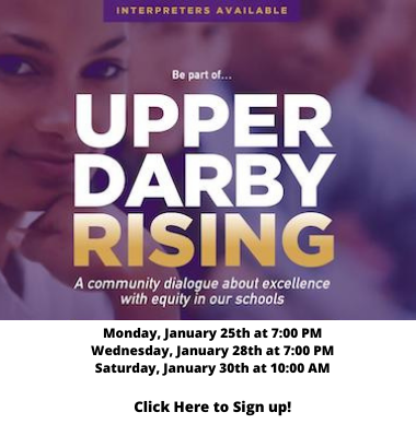 Upper Darby Rising Flyer