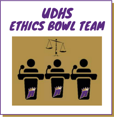 Ethics team - podiums