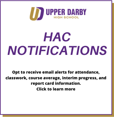 NEW!  Learn How to Receive Notifications from HAC